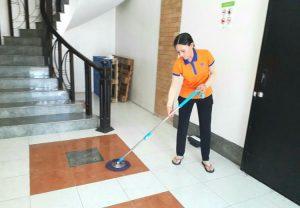 Dịch vụ vệ sinh văn phòng theo giờ - vệ sinh nha trang