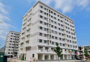 Vệ sinh tòa nhà - nhà ở xã hội Phước Long Nha Trang - Vệ sinh nha trang