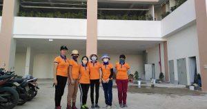 Vệ sinh tòa nhà - Nhà ở xã hội Phước Long Nha Trang
