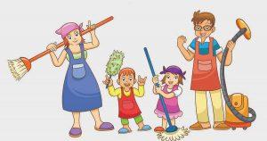 5 Mẹo vệ sinh nhà cửa cực chất chị em nào cũng nên biết