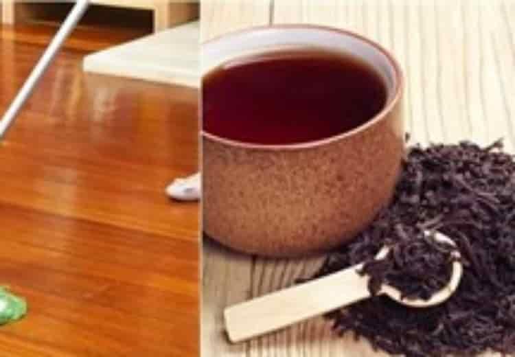 5 Mẹo vệ sinh nhà cửa cực chất chị em nào cũng nên biết - mẹo vệ sinh nhà cửa bằng trà đen
