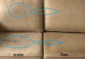 5 Mẹo vệ sinh nhà cửa cực chất chị em nào cũng nên biết - loại bỏ các nấm mốc trên sofa